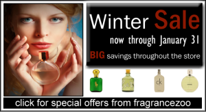 Winter Sale at Fragrancezoo.com